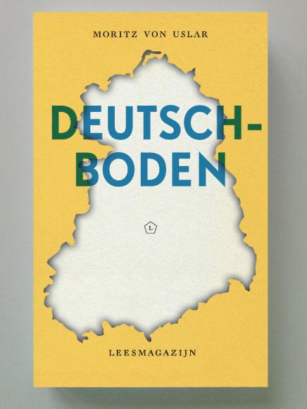 Moritz von Uslar,Deutschboden