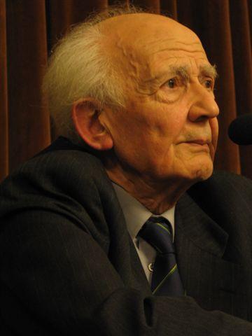 Zygmunt Bauman overleden