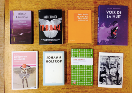 Just published: Suhrkamp Authors Around the World – November 2014, Issue4