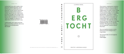 Nieuwe druk Bergtocht, van LudwigHohl