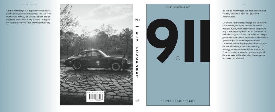 911 - De Porsche Leesmagazijn Ulf Poschardt