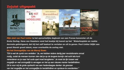 Slavoj Zizek, Eis het Onmogelijke, bij BoekhandelSchimmelpennink