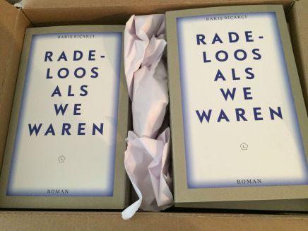 De geweldige Turkse roman van Barış Bıçakçı – Radeloos als we waren –  is er voor de Nederlandstalige lezer.