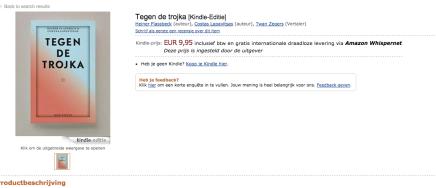 Tegen de trojka [Kindle-Editie] Heiner Flassbeck (auteur), Costas Lapavitsas(auteur)