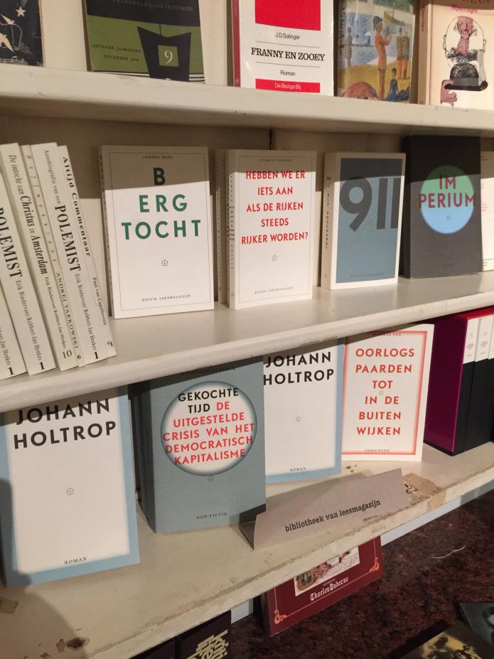 Boekhandel Sternheim