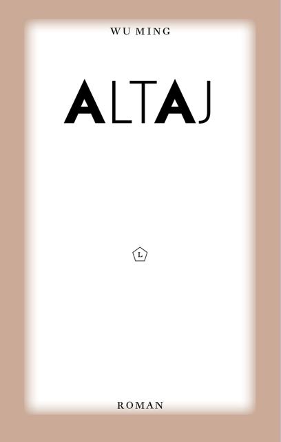 Altaj, Wu Mingcoverconcept