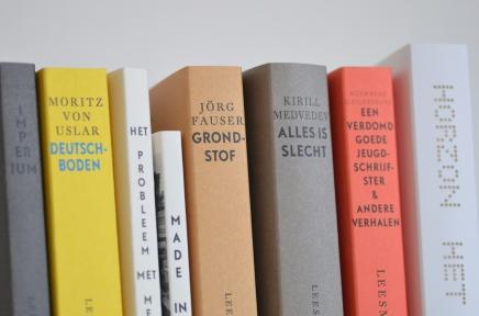 Leesmagazijn boeken @ DrukkerijDouma