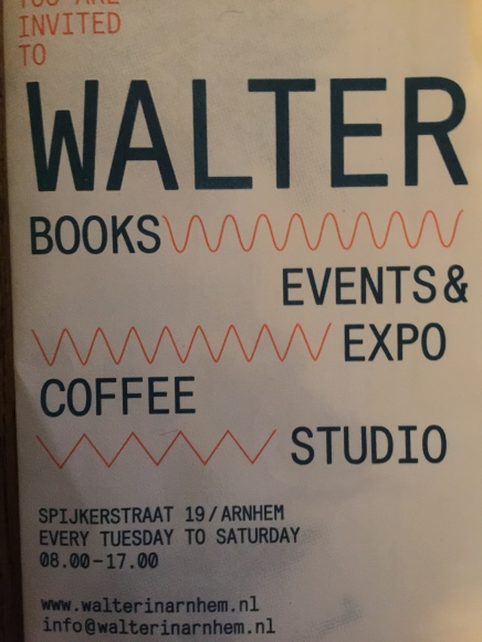 Walter Books Arnhem
