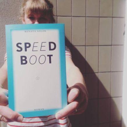 Speedboot = epileptischeroman
