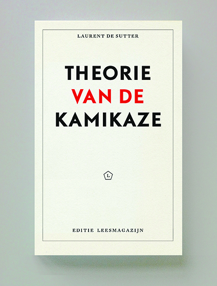 Theorie van de kamikaze, Laurent deSutter